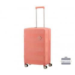 Vidutinis lagaminas American Tourister Flylife V Rožinis
