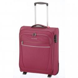 Mažas lagaminas Travelite Cabin Raudonas