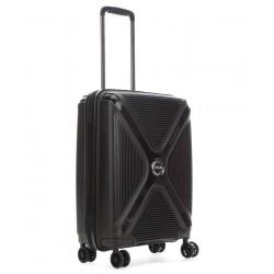Mažas plastikinis lagaminas Titan Paradoxx-M Juodas