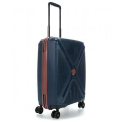 Mažas plastikinis lagaminas Titan Paradoxx-M Mėlynas