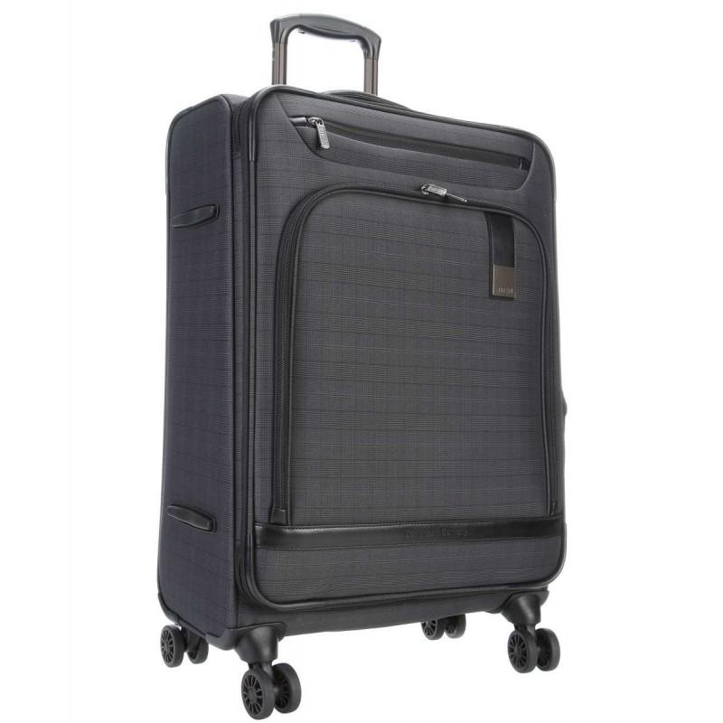 Vidutinis medžiaginis lagaminas Titan CEO-V Pilkas