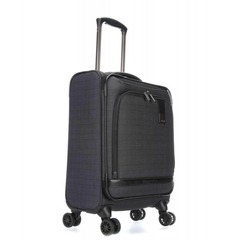 Mažas medžiaginis lagaminas Titan CEO-M Pilkas