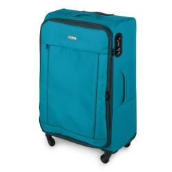 Didelis medžiaginis lagaminas Wittchen 56-3S-463 Šviesiai mėlynas
