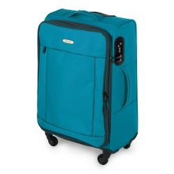 Vidutinis medžiaginis lagaminas Wittchen 56-3S-462 Šviesiai mėlynas