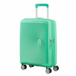 Mažas lagaminas American Tourister Soundbox M žalias 55cm