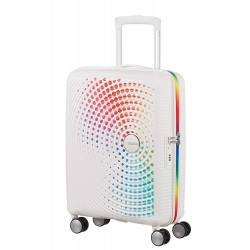 Mažas lagaminas American Tourister Soundbox M Rainbow