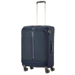 Vidutinis lagaminas Samsonite PopSoda V Tamsiai mėlynas