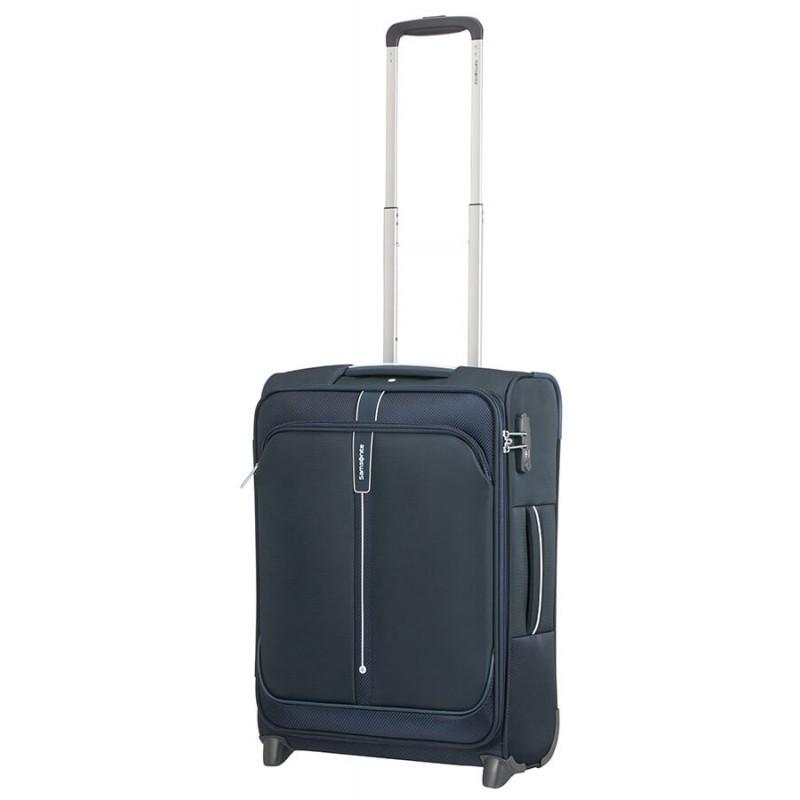 Mažas lagaminas Samsonite PopSoda M Tamsiai mėlynas