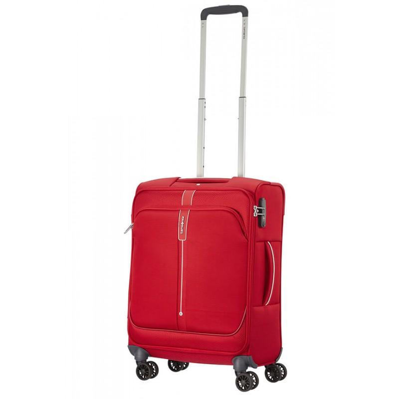 Mažas lagaminas Samsonite PopSoda M Raudonas