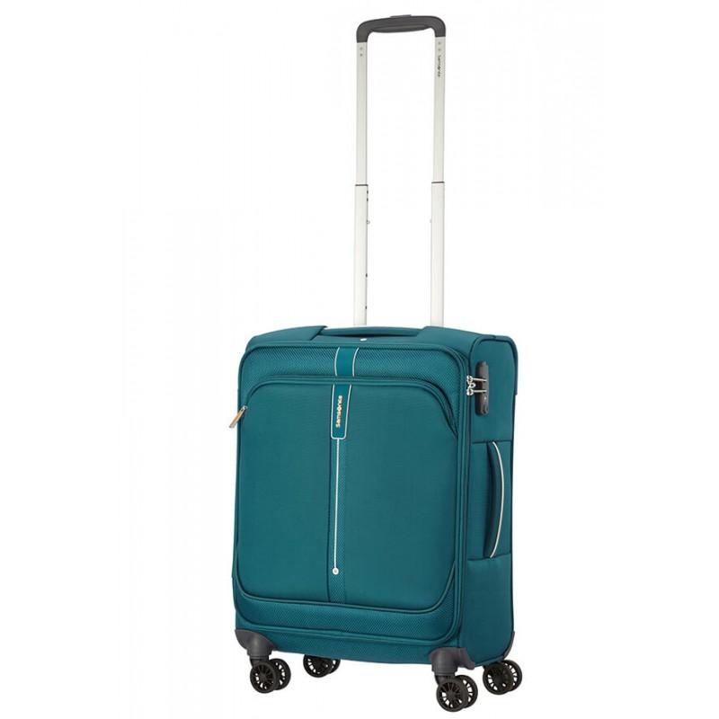 Mažas lagaminas Samsonite PopSoda M Žalias