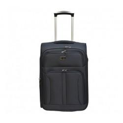 Didelis medžiaginis lagaminas Airtex 6525 juodas