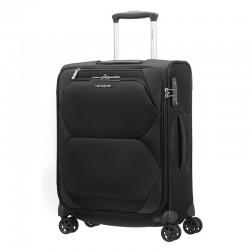Mažas lagaminas Samsonite Dynamore M-4W Juodas