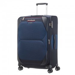 Didelis lagaminas Samsonite Dynamore D mėlynas