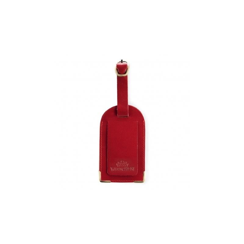 Bagažo identifikatorius Wittchen 56-3-044 Raudonas