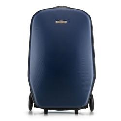 Plastikinis lagaminas-paspirtukas Wittchen 56-3H-500 Mėlynas