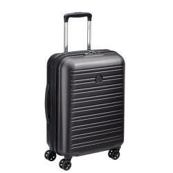 Mažas lagaminas Delsey Turenne M-4W juodas