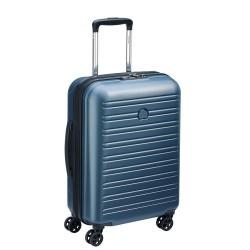 Mažas lagaminas Delsey Segur M-4W mėlynas