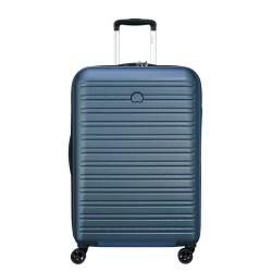 Vidutinis lagaminas Delsey Segur v-4W mėlynas