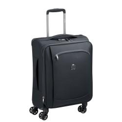 Mažas lagaminas Delsey MONTMARTRE M-4W juodas
