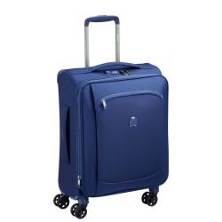 Mažas lagaminas Delsey MONTMARTRE M-4W mėlynas