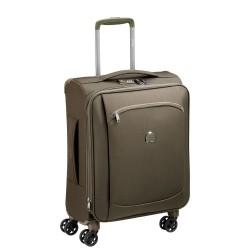 Mažas lagaminas Delsey MONTMARTRE M-4W rudas