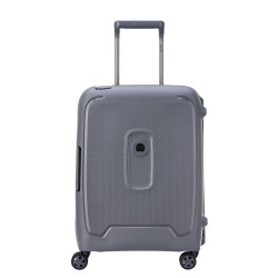 Mažas lagaminas Delsey Moncey M-4W pilkas